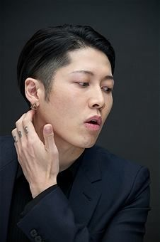 Miyavi Japanese Undercut Hairstyles Hair Styles Asian Men