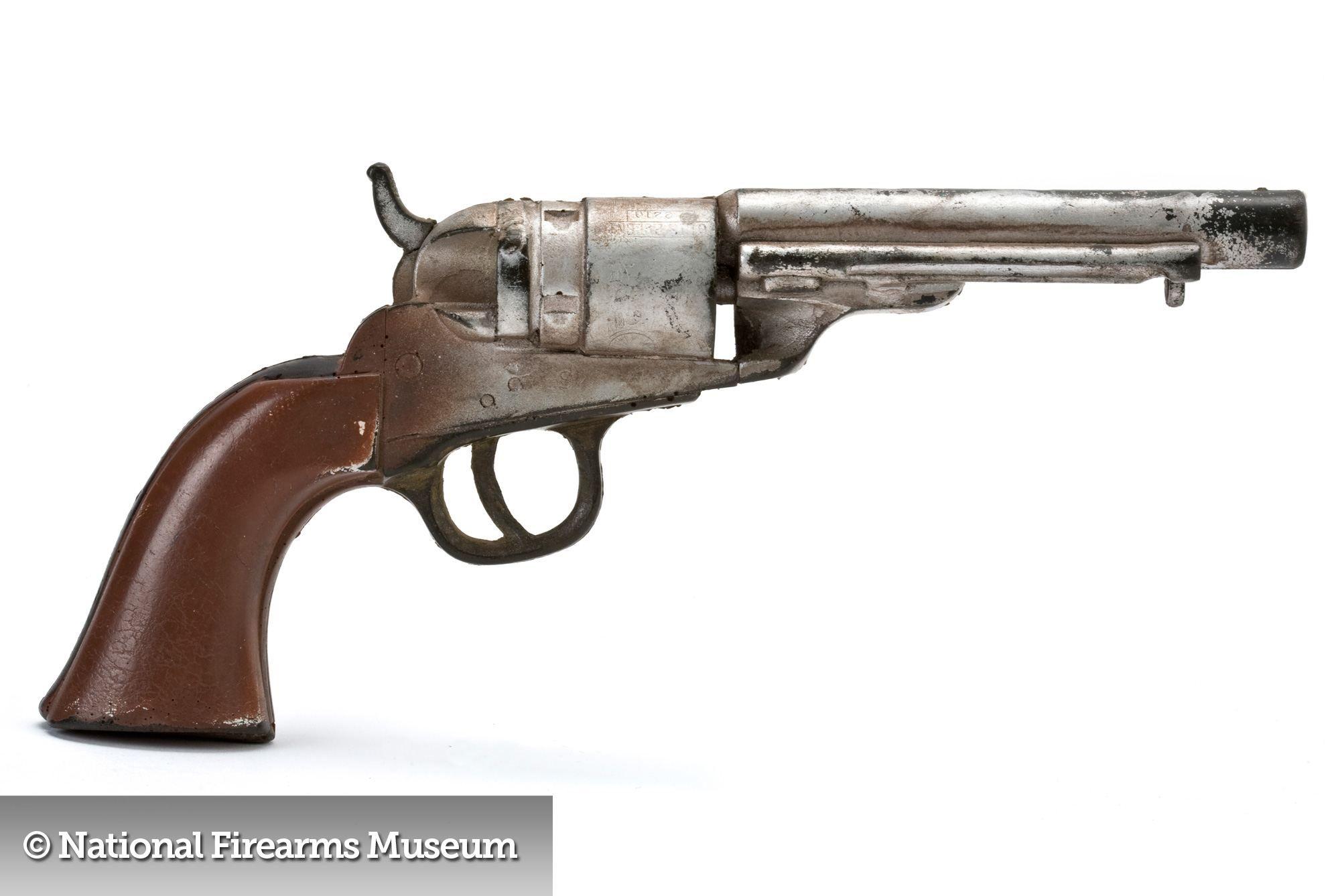 Pin On Western Movie Tv Prop Guns