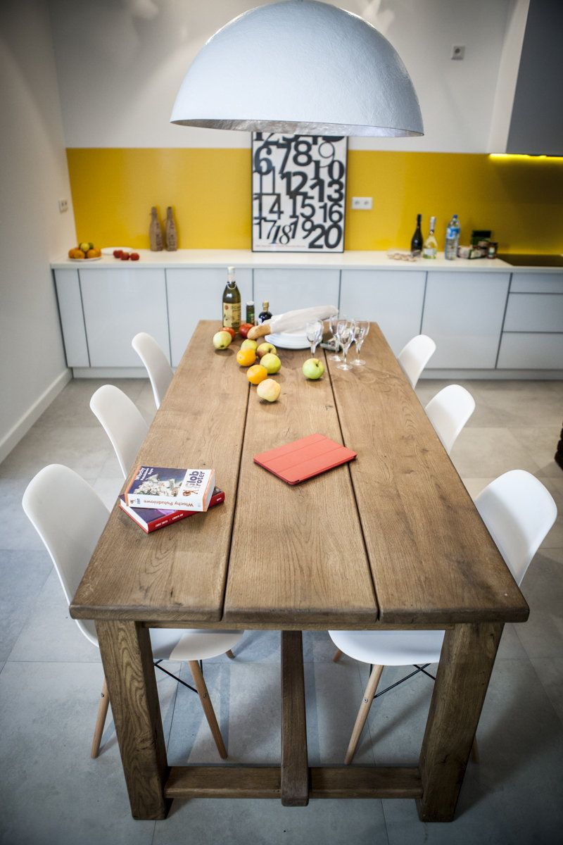 9x9 Room Design: Seart.pl - Stół Sosnowy Woskowany Rustyk 3