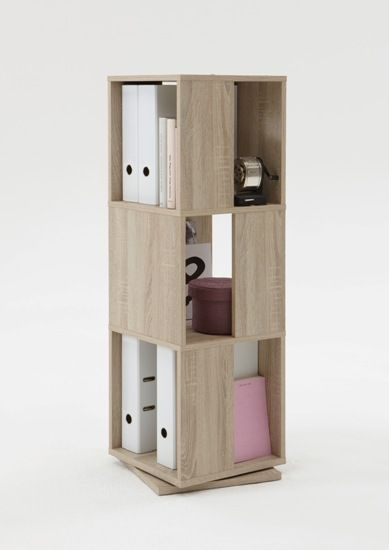 Delightful Revolving File Storage, Tower