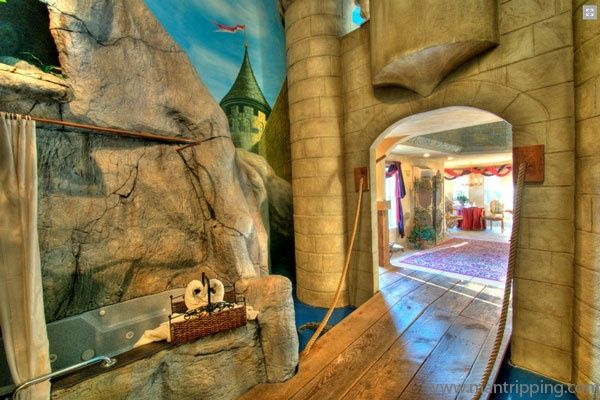 12 Awesome Fantasy Amp Themed Adult Hotel Rooms Travel