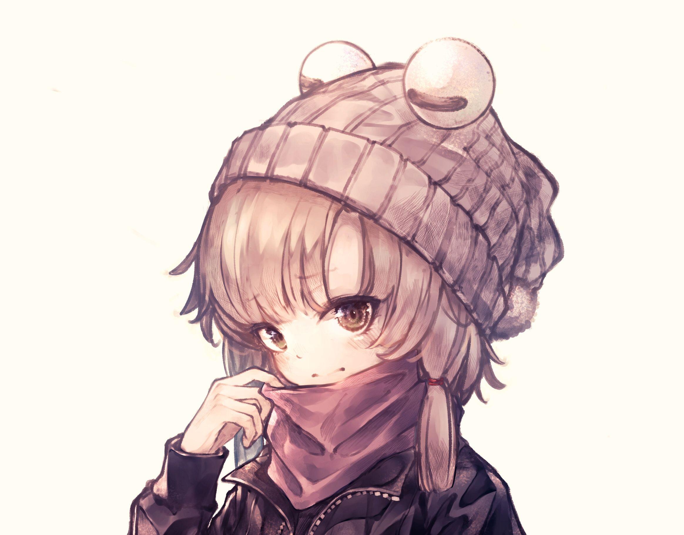 Cold Weather Suwako Touhou