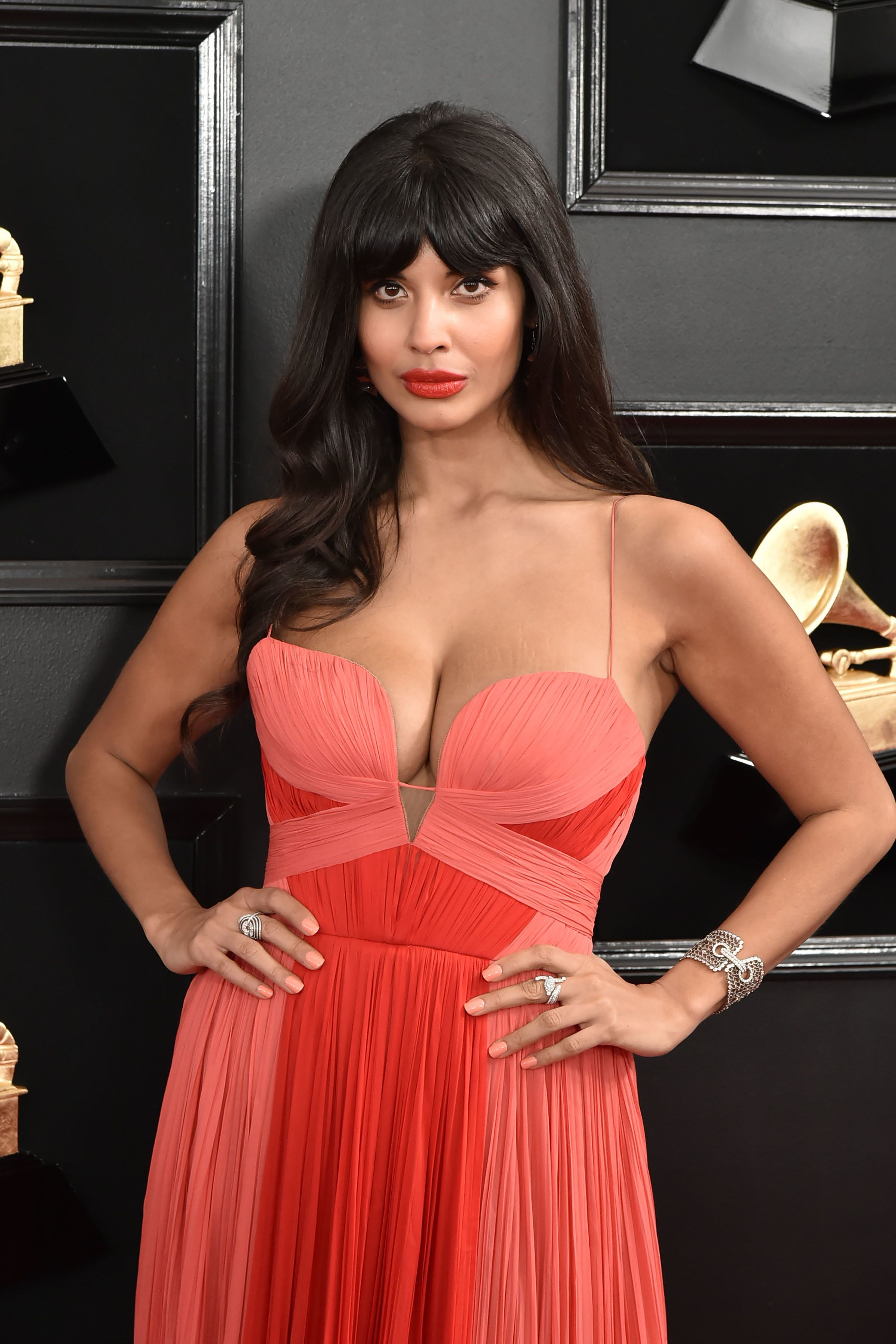 Jameela Jamil Gets Real About Why Shes So Aggressive About Body