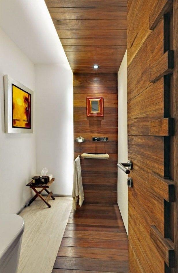 kleines bad modern gestalten mit licht_kreative badideen und ... - Kleine Baeder