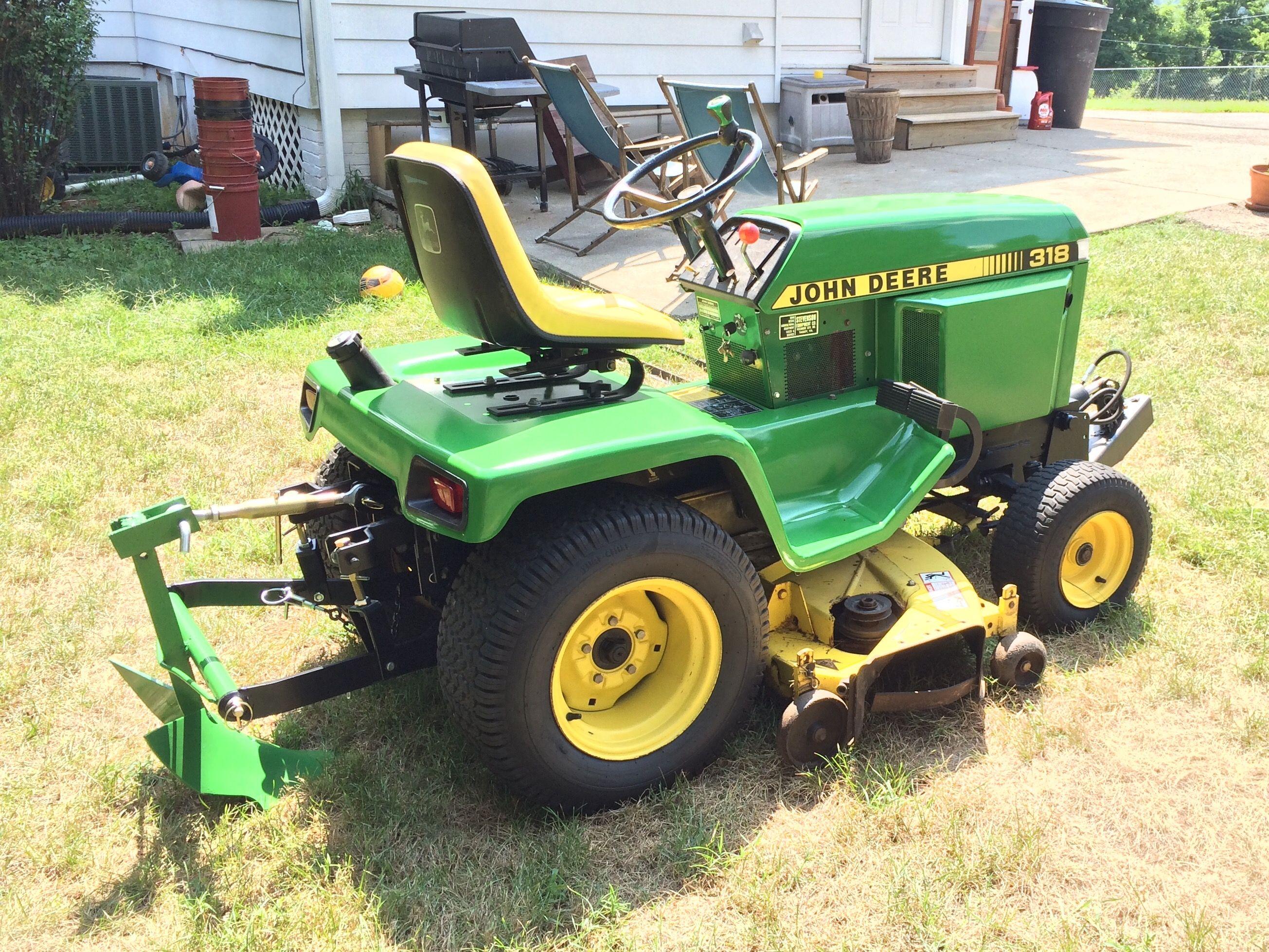 john deere 318 potato plow john deere pinterest john deere 318 and tractor john deere snow blade parts john deere x300 snowblade installation