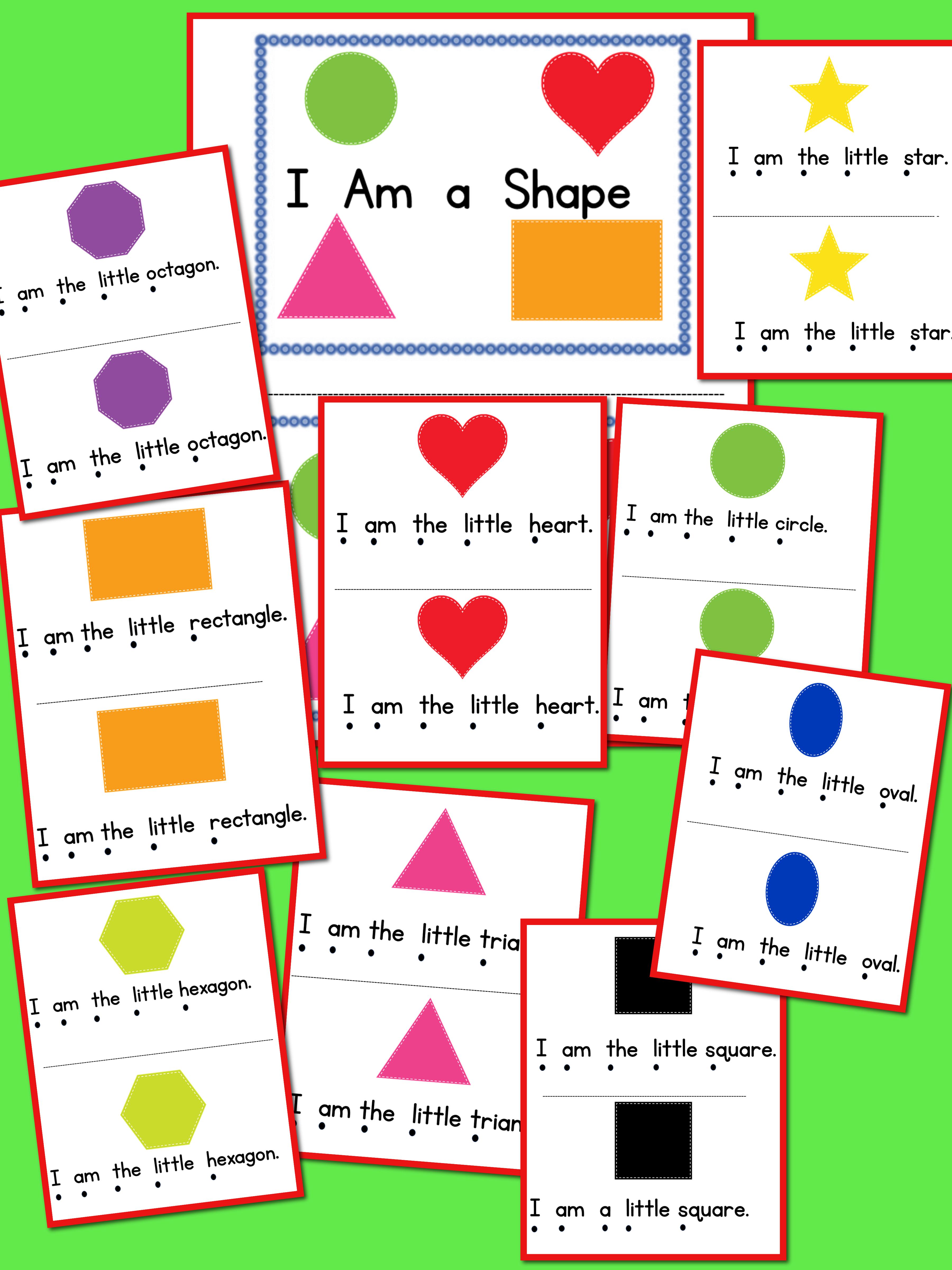 I Am A Shape