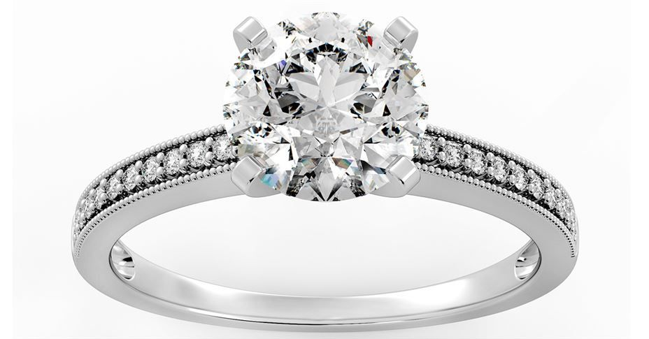 Pin On Emerald Engagement Ring Cut