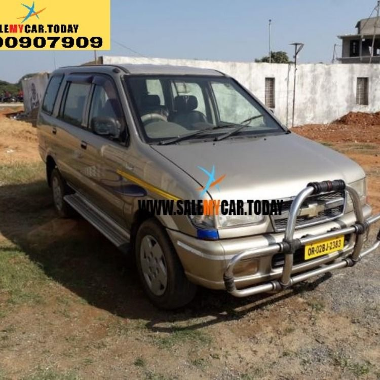Salemycar Today Used Chevrolet Tavera For Sale In Bhubaneswar Used Cars Online Used Cars