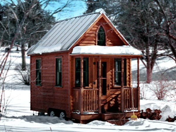 Do It Yourself Home Design: Tumbleweed Tiny House Company Build It
