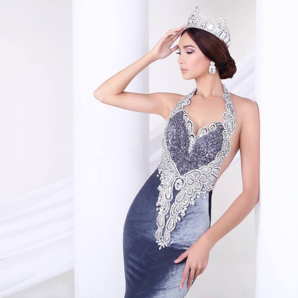 Miss Philippines International Bea Rose Santiago on her beautiful ...