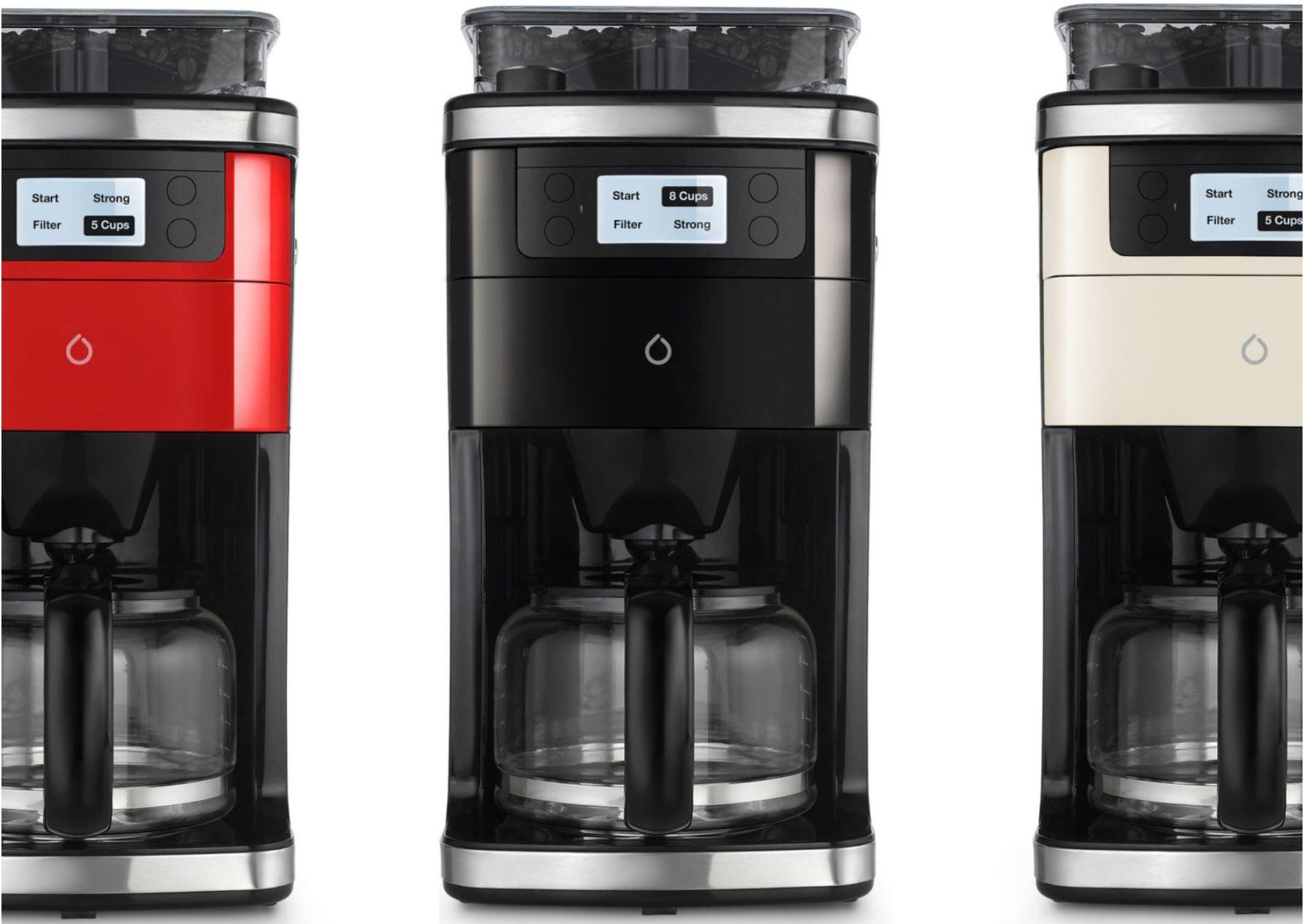 SecondGeneration 'Smarter Coffee' Maker Launches In The