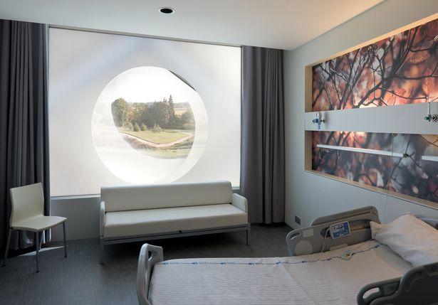 Rey Juan Carlos Hospital | Rafael de la-Hoz Arquitectos; Photo: Duccio Malagamba | Archinect