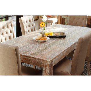 Hamshire Reclaimed Wood 72 inch Dining Table by Kosas Home by