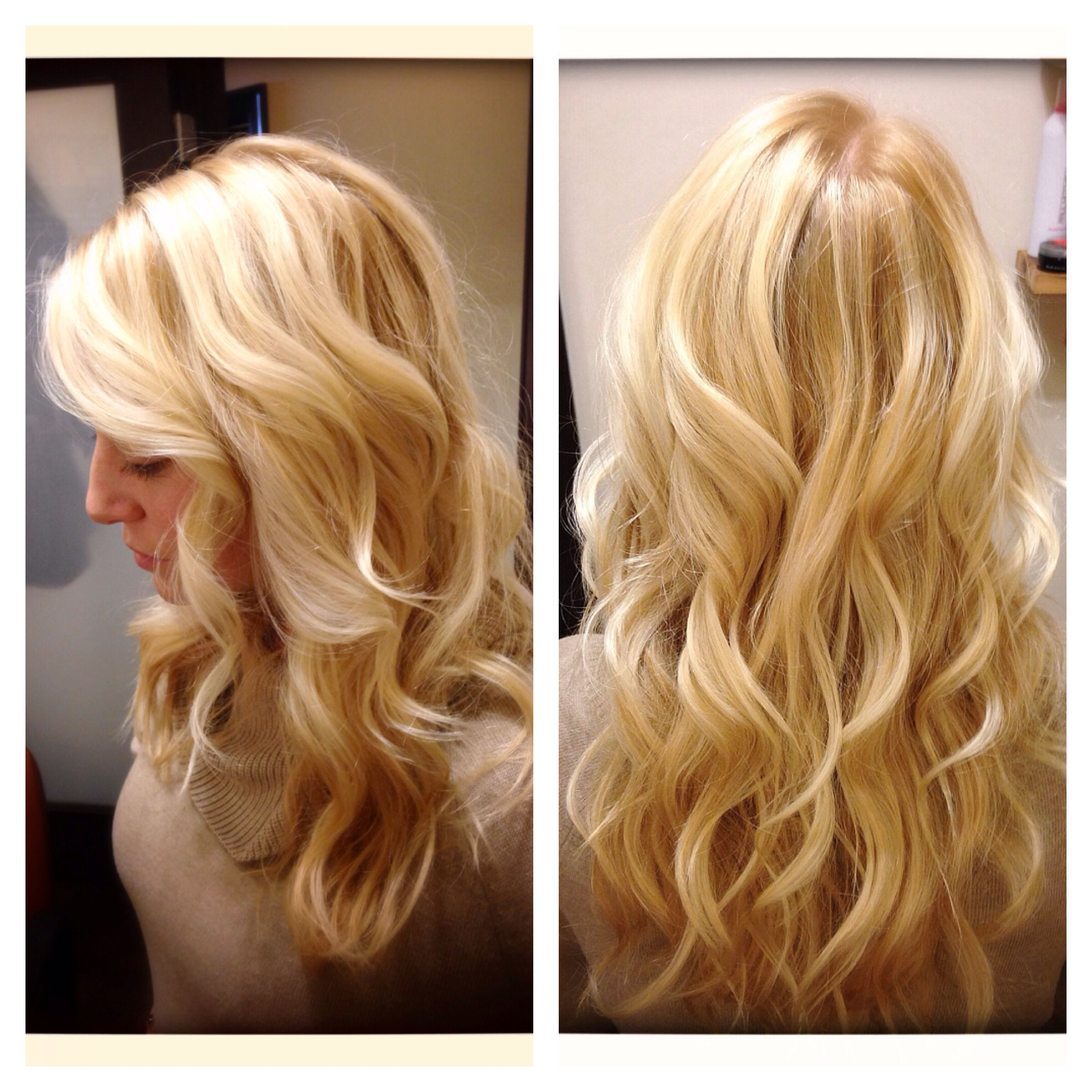 Curls Done With The Paul Mitchell Neuro Unclipped Curling Wand Hair Hair Beauty Pretty Hairstyles