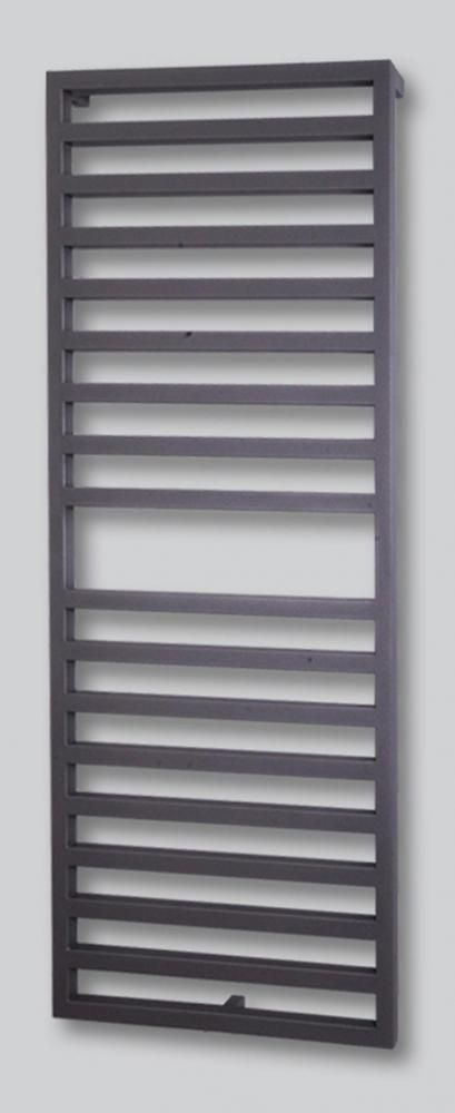 Badheizkrper Design Square 2 147x60cm 810 W silber