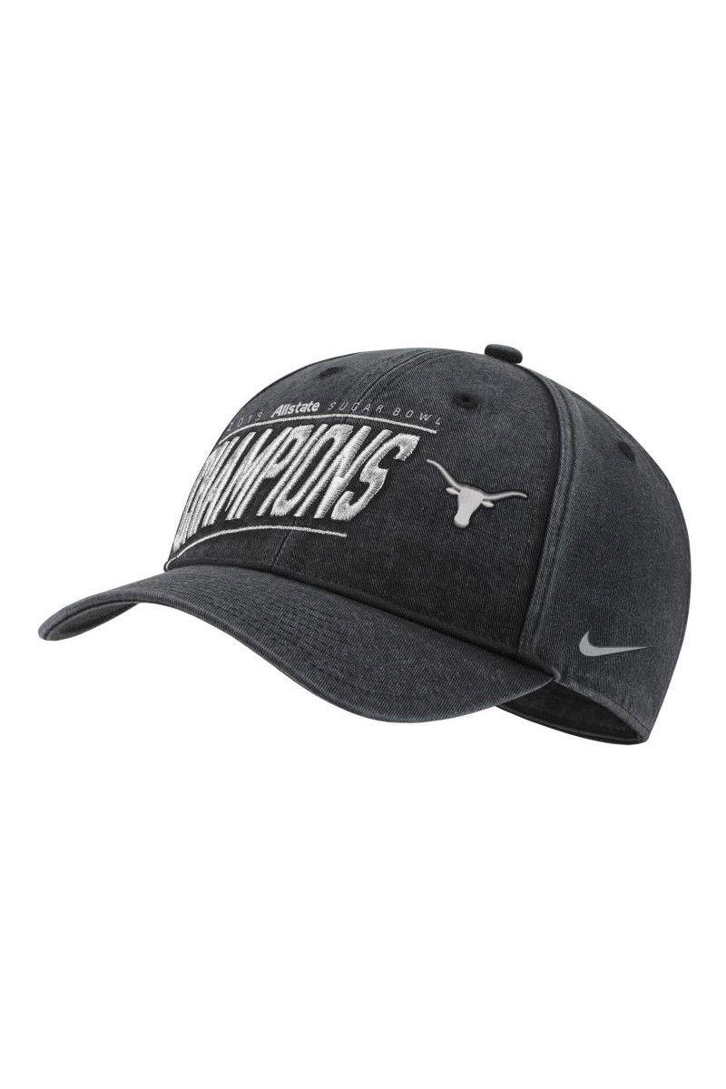 Nike Texas Longhorns Sugar Bowl Champions Cap 1b65f6c6b567