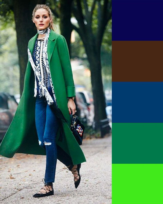 Photo of COLORS THAT ARE GOOD WITH BLUE: to combine clothes and accessories …