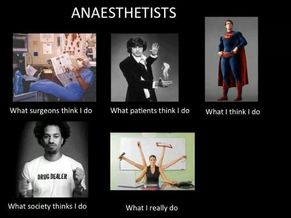 Pin on anesthesia