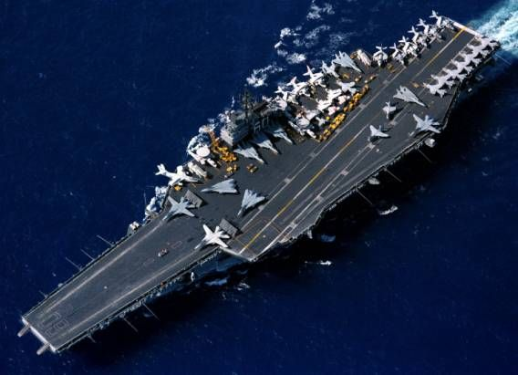cva cv 60 uss saratoga forrestal class aircraft carrier us navy new york naval shipyard