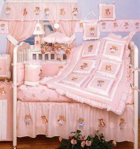 Decoracion cuarto del bebe para todos los gustos foto 1 for Decoracion para bebe nina