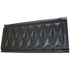 Shop Ado Products Provent 22 In X 48 In Rafter Vents At Lowes Com Attic Ventilation Batt Insulation Ventilation System