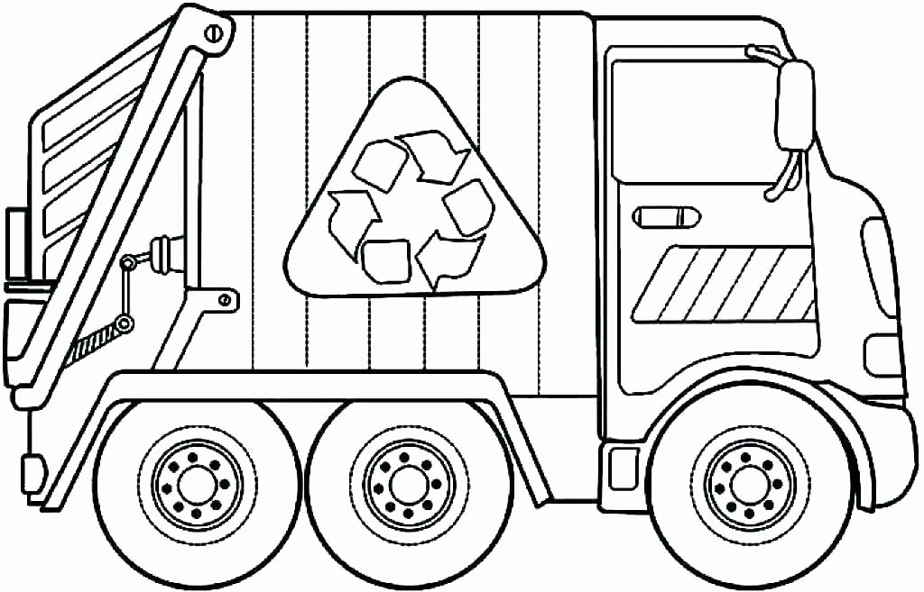 Fire Truck Coloring Sheet Best Of Printable Coloring Pages Trucks Springspringbodyworkub