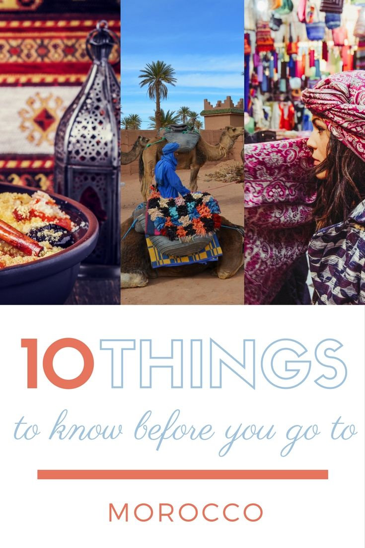 Morocco has earned itself a spot on many bucket lists, but its unfamiliar culture can also cause some concern amongst U.S. travelers.