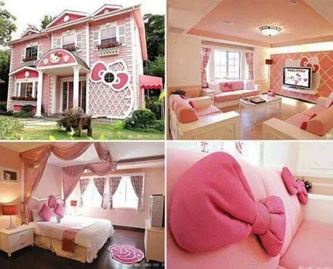 For pink colour lovers !! | Home decor | Pinterest