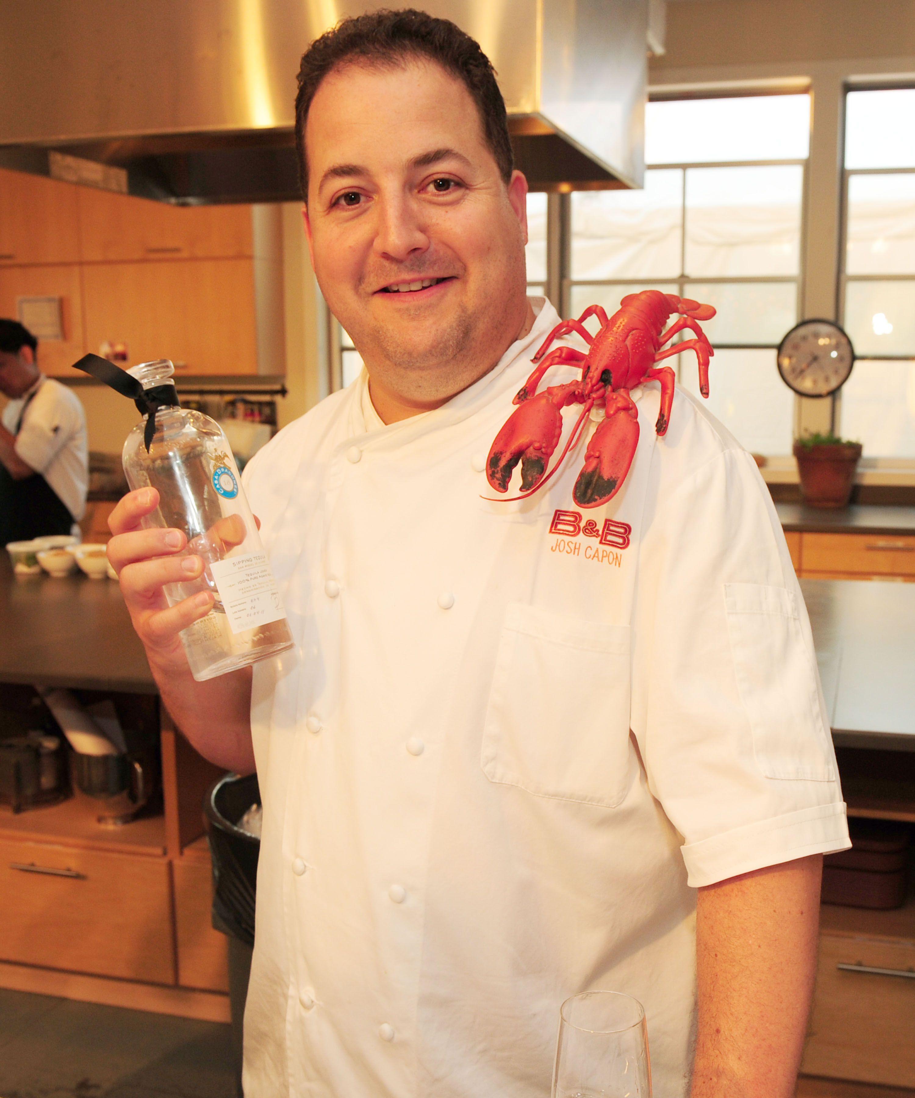 Photo of Chef Josh Capon
