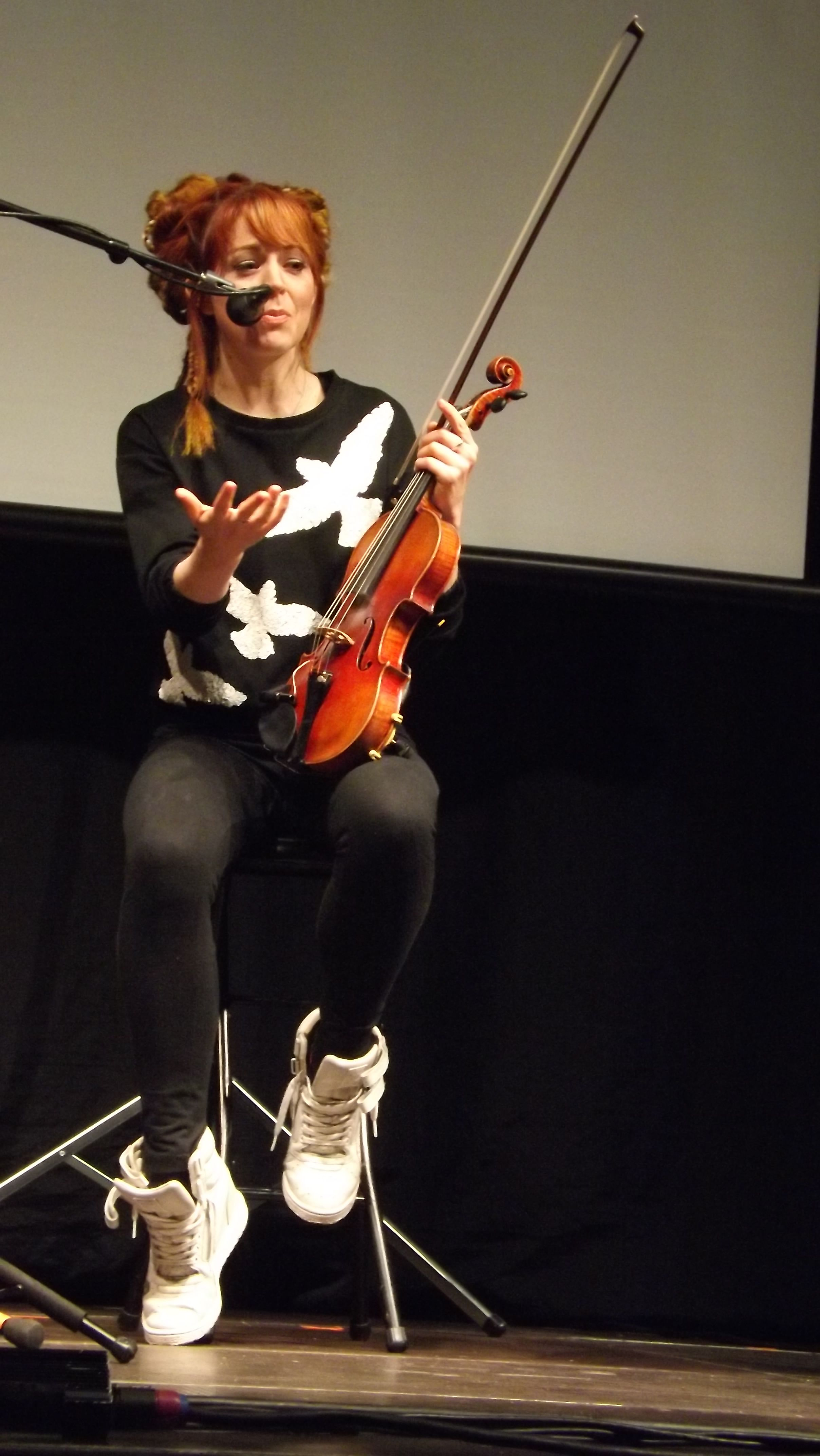 Concert in Prague 20.10.2014