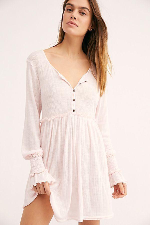 14+ Light pink casual dress ideas