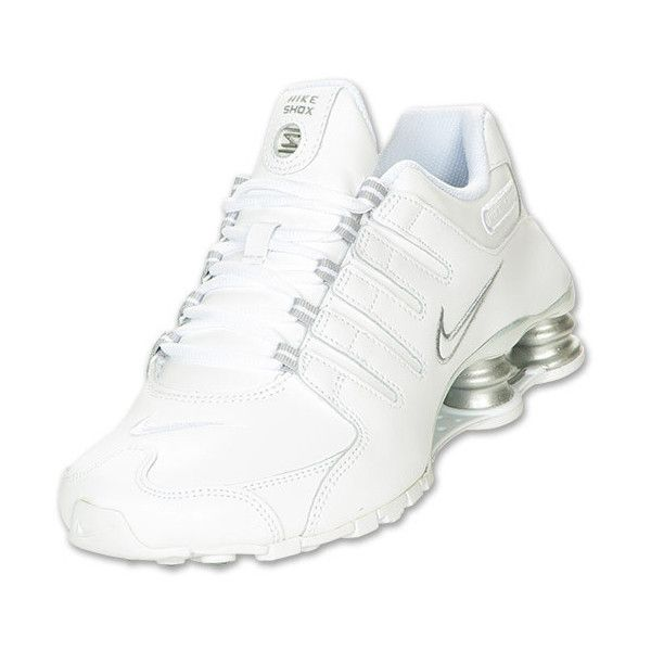 detailed look 21139 c86fd Women s Nike Shox Nz ( 120) ❤ liked on Polyvore