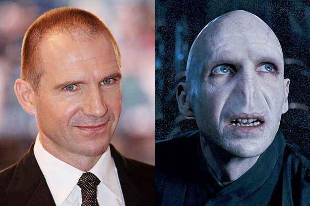 The 16 Best Special Effects Makeup Before And Afters Special Effects Makeup Voldemort Makeup Character Makeup