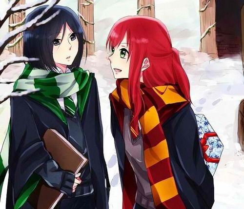 Severus Snape And Lily Evans Harry Potter With Images