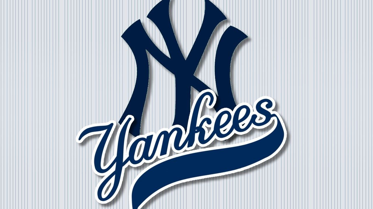 Yankees Wallpaper Widescreen New York Yankees Logo Yankees Logo New York Yankees