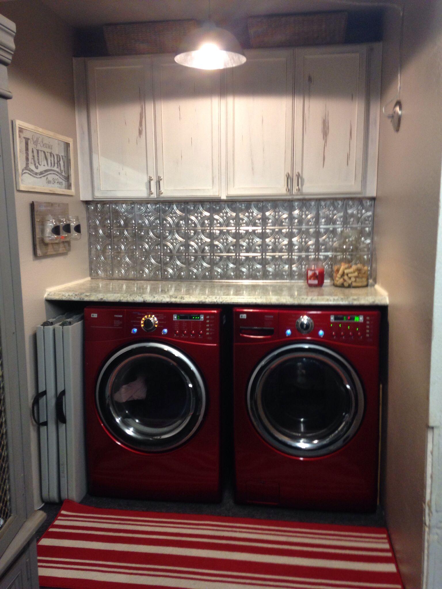 Garage Laundry Room Make Over Diy