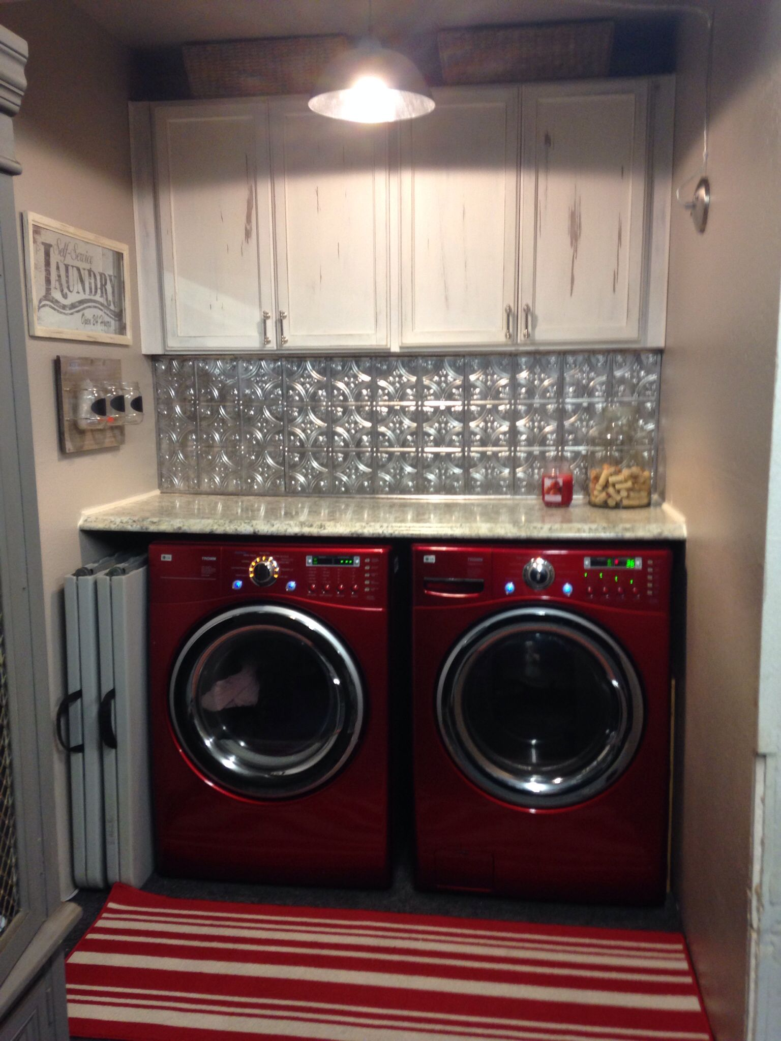 Garage Laundry Room Make Over Diy Garage Laundry Rooms Laundry