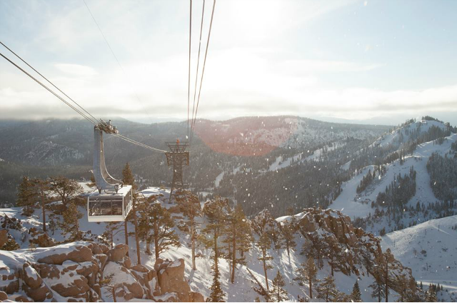 We know the snow isn't quite coming down in heaps just yet, but we think it pays to plan ahead. Here are a few ski resorts to check out.