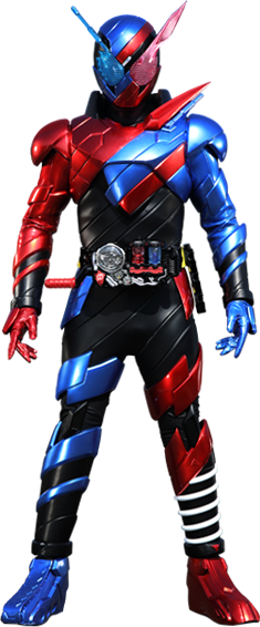 Kamen Rider Build (Rider) Mengagumkan