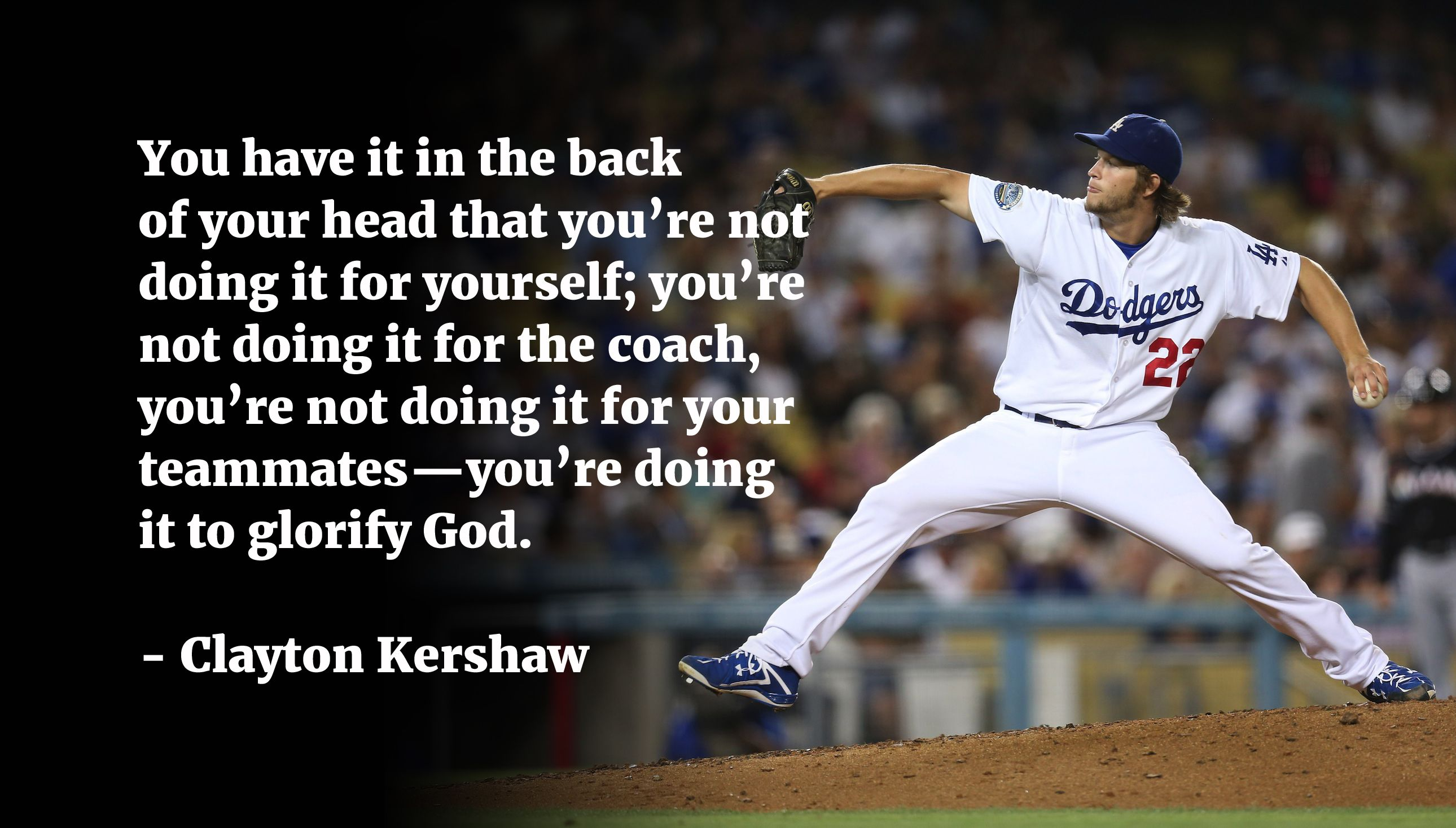 We Ve Highlighted 8 Mlb Players And Their Most Inspiring Quotes About Living For God In The Spotlight Of Los Angeles Dodgers Baseball Dodgers Baseball Baseball