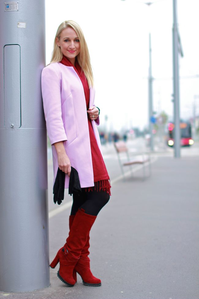collected by Katja - fashion & travel blog from Austria: Pink panther