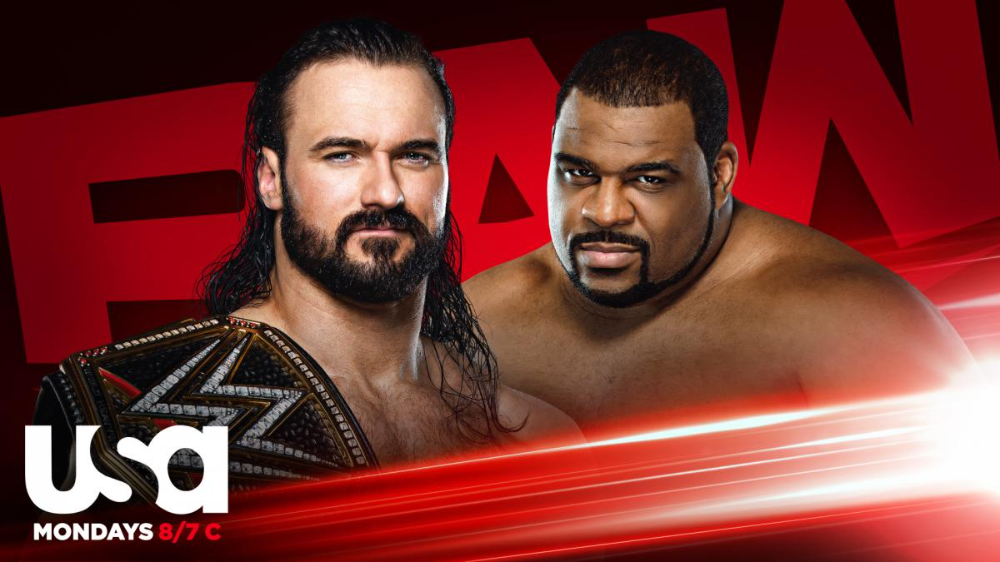 In Your Face Raw Results Sept 14 2020 Retribution Strikes Setting Off Wild Brawl Drew Mcintyre Clash Of Champions Wwe News