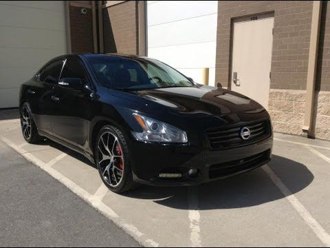 All Blacked Out Nissan Maxima 2010 35 Google Search Joyride