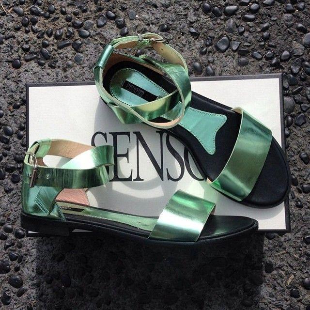 Gina Sandals size 36 - $99  Shop online at thejoystores.com