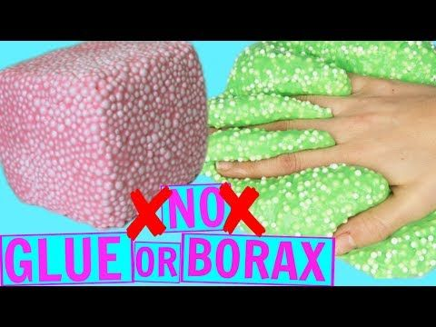 How to make fluffy pearl slime diy metal shiny slime without how to make fluffy pearl slime diy metal shiny slime without borax shampoo ccuart Choice Image