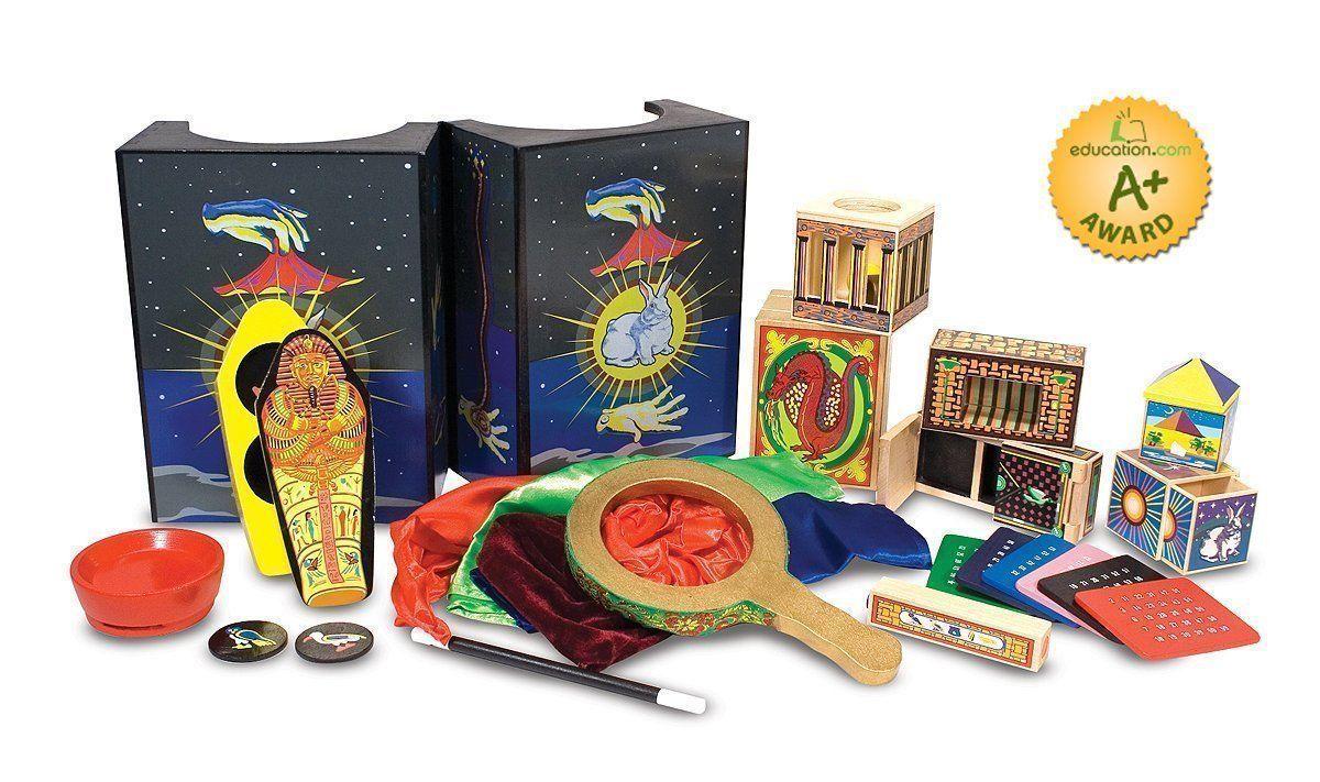 Magic Magician Supplies 11739 Melissa And Doug Deluxe