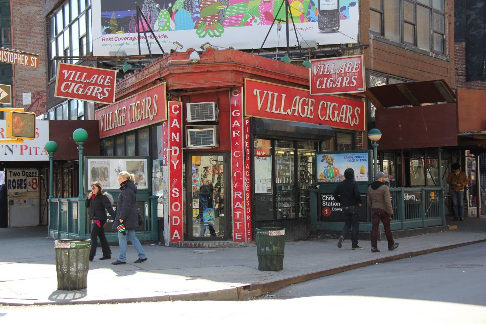 Never Bought A Cigar Here But Plenty Of Magazines And Candy My