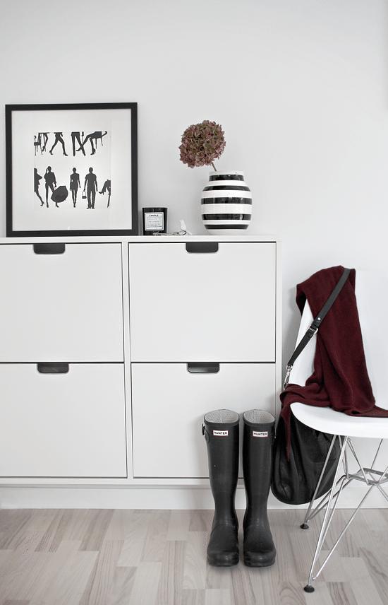 ikea 39 st ll 39 shoe cabinet pinteres. Black Bedroom Furniture Sets. Home Design Ideas