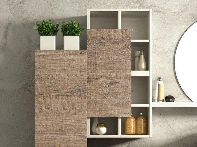 Qubo 140 composizione 35 iperceramica mobili bagno for Mobili bagno componibili online