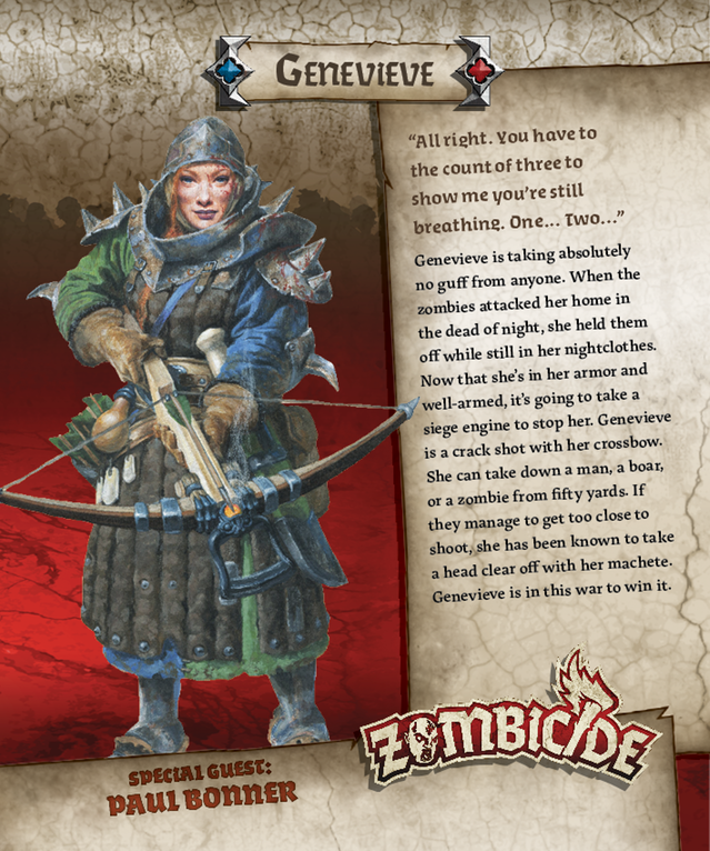 Zombicide: Black Plague | Image | BoardGameGeek